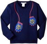 Billybandit Sweatshirt (Toddler) - Navy - 2A