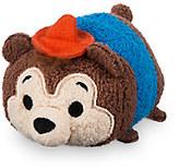 Disney Br'er Bear ''Tsum Tsum'' Plush - Splash Mountain - Mini - 3 1/2''