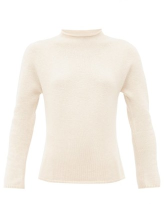 Max Mara Kapok Sweater - Womens - Ivory