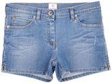 MAURO GRIFONI KIDS Denim shorts