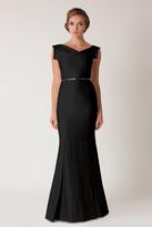 Black Halo Bouvier Gown