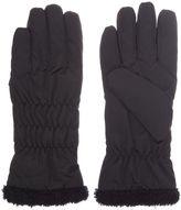 Isotoner Rouched Dog Walker Glove