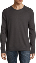 J. Lindeberg Men's Cotton Crewneck Sweater