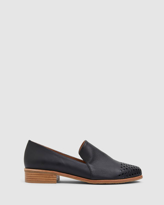 Sandler - Women's Black Loafers - Shade - Size One Size, 37 at The Iconic
