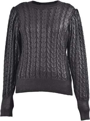MSGM Lame Sweater