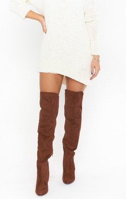 Show Me Your Mumu Canyons High Boot