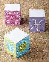 Horchow Lavender Memo Cube