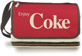Picnic Time Coca-Cola Two-Sided Blanket Tote