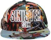 Bioworld Men's Licensed Sinister Six - Spiderman Snapback Hat O/S Multi-Color