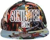 Bioworld Men's Licensed Sinister Six - Spiderman Snapback Hat O/S Multi-Color