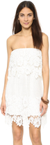 Tiare Hawaii Devon Strapless Lace Dress