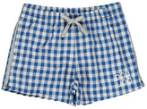 Douuod Sale - Logger Checked Swimshorts