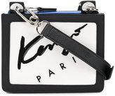 Kenzo signature crossbody bag
