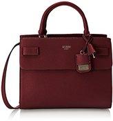 GUESS Hwvg6216060, Women's Top-Handle Bag, Viola (Wine), 17x26x32 cm (W x H L)