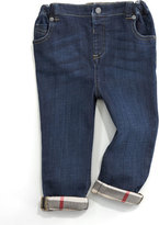 Burberry Pierre Five-Pocket Denim Trousers
