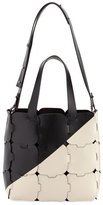 Paco Rabanne 16#01 Patchwork Cabas Medium Hobo Bag