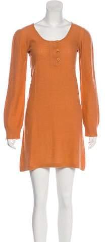 Sonia Rykiel Knit Long Sleeve Tunic
