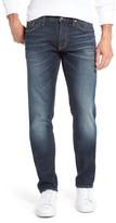 Jean Shop Men's Jim Stretch Selvedge Slim Fit Jeans