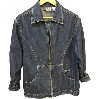 Bill Blass Blue Denim - Jeans Jacket for Women Vintage