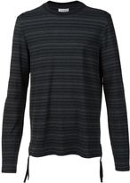 Maison Margiela striped long sleeve T-shirt