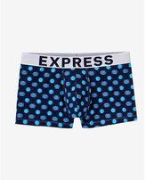 Express faded dot sport trunk