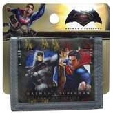 DC Batman vs Superman Non- Woven Bifold Wallet on Card