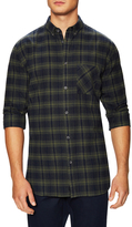 Zanerobe Flannel 7Ft Checkered Sportshirt