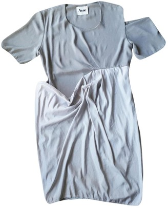 Acne Studios Grey Dress for Women