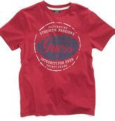 GUESS T-Shirt, Little Boys Graphic Tee