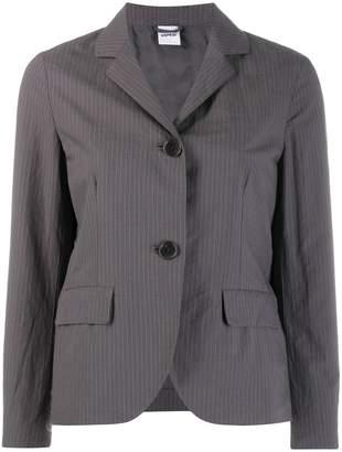 Aspesi pinstriped cropped jacket