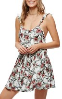 Free People Women's Dear You Minidress
