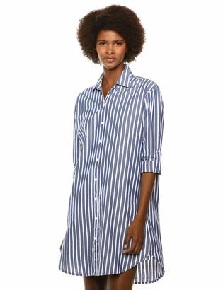 Karen Kane Women's Stripe Shirtdress