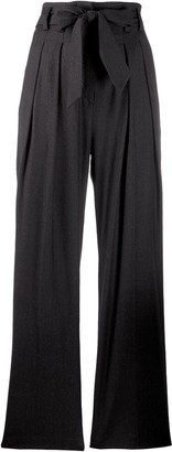 IRO Naringo belted trousers