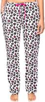 Noble Mount Twin Boat Women's Microfleece Lounge Pants - 3XL