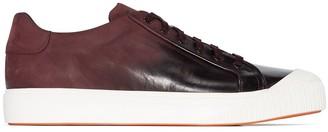 Santoni Gradient Low-Top Sneakers