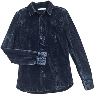 Givenchy Anthracite Denim - Jeans Jackets