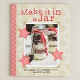 "Cost Plus World Market ""Make It in a Jar"" Book"