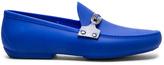 Vivienne Westwood Man Safety Pin Enamelled Moccasin