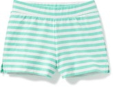 Old Navy Patterned French-Terry Shorts for Girls