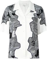 3.1 Phillip Lim Surf floral shirt - women - Silk/Polyamide/Viscose - 0