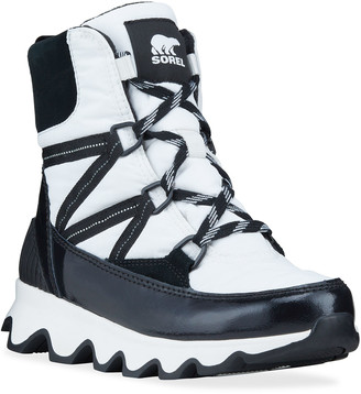 Sorel Kinetic Sport Lace-Up Boots