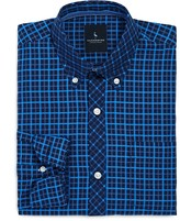 Tailorbyrd Boys' Woven Check Shirt - Sizes 8-18
