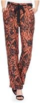 Juicy Couture Bahia Tiger Pant