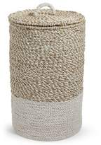 Marks and Spencer Raffia & Seagrass Laundry Basket