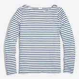 J.Crew Factory Red Oat Stripe