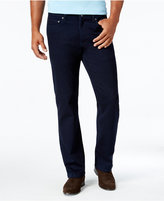 Alfani Men's Stretch Straight Leg Jeans, Casual Comfort