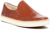 UGG Hadria UGGpure(TM) Lined Croc Embossed Slip-On Sneaker