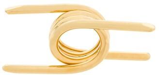 Ambush Barbwire Coil Ring
