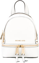 MICHAEL Michael Kors Rhea extra small backpack - women - Leather - One Size