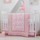 Carter's Heart of Gold 4 Piece Crib Bedding Set
